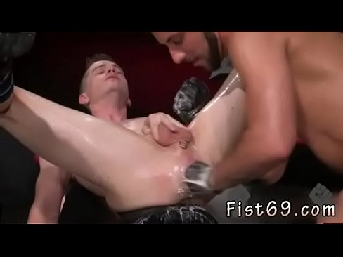 Deep gay fisting porn and black boy london first time Aiden Woods is